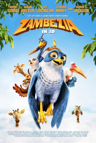 плакат фильма постер Замбезия