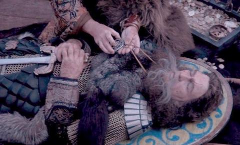 кадр №12219 из фильма Викинги