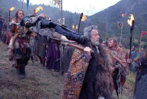 кадр №12220 из фильма Викинги