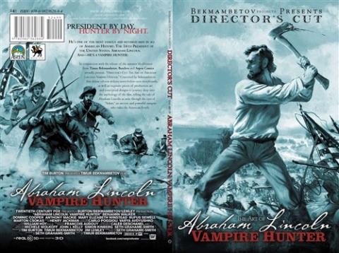 кадр №122549 из фильма Президент Линкольн: Охотник на вампиров