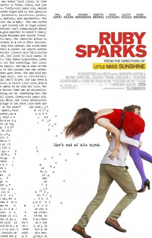 плакат фильма постер Руби Спаркс