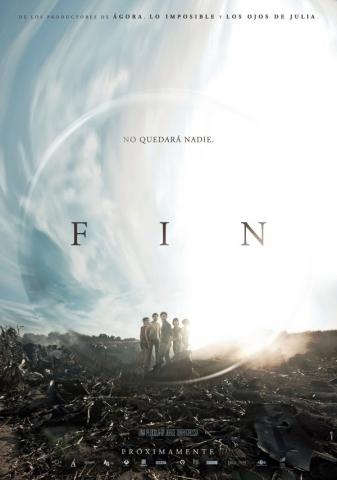 плакат фильма тизер Конец света