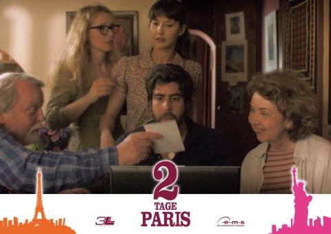 кадр №123389 из фильма Два дня в Париже