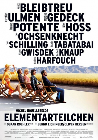 плакат фильма Элементарные частицы