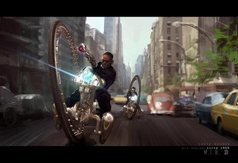 кадр №123513 из фильма Люди в черном 3