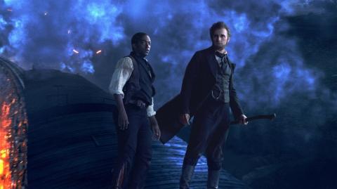 кадр №123515 из фильма Президент Линкольн: Охотник на вампиров