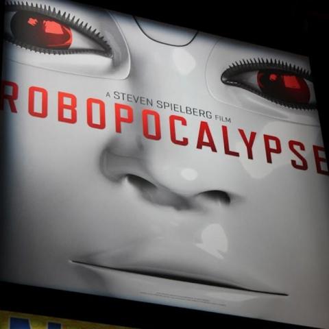 кадр №123532 из фильма Робопокалипсис