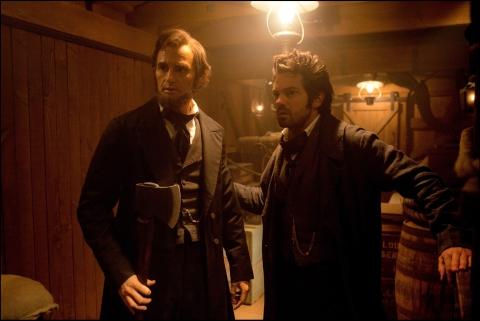 кадр №123554 из фильма Президент Линкольн: Охотник на вампиров