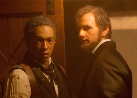 кадр №123555 из фильма Президент Линкольн: Охотник на вампиров