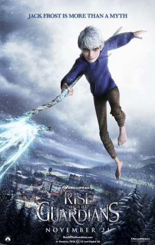 плакат фильма характер-постер Хранители снов