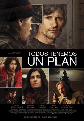 плакат фильма постер У всех есть план*