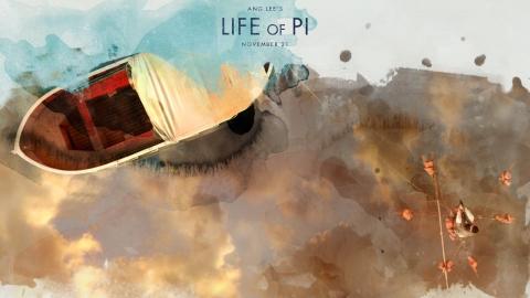 промо-слайды Жизнь Пи Сураж Шарма,