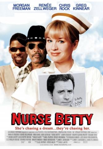 плакат фильма постер Сестричка Бетти