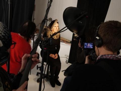 кадр №123761 из фильма Марина Абрамович: В присутствии художника