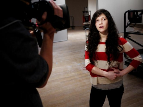 кадр №123762 из фильма Марина Абрамович: В присутствии художника
