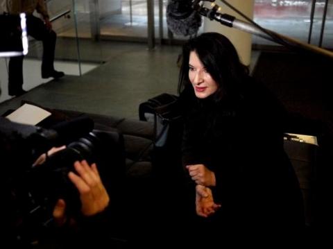 кадр №123764 из фильма Марина Абрамович: В присутствии художника