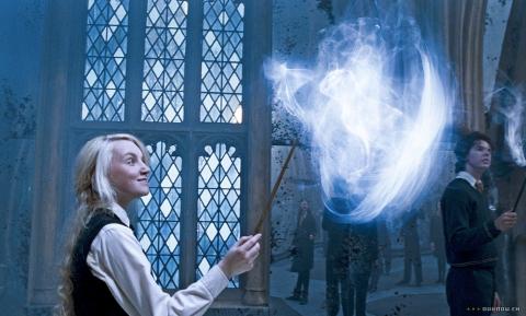 кадры из фильма Гарри Поттер и Орден Феникса Эванна Линч,