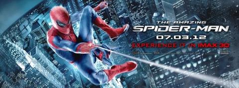 плакат фильма баннер Новый Человек-паук