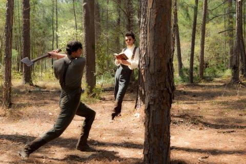 кадр №124162 из фильма Президент Линкольн: Охотник на вампиров