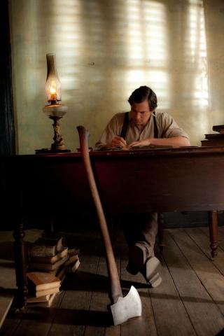 кадр №124163 из фильма Президент Линкольн: Охотник на вампиров