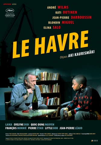 плакат фильма постер Гавр
