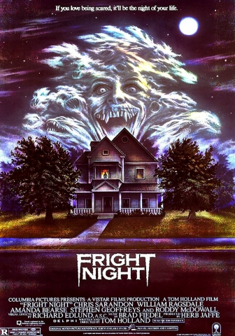 плакат фильма Ночь страха