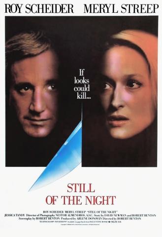 плакат фильма постер В ночной тиши*