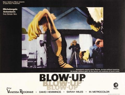 плакат фильма биллборды Фотоувеличение