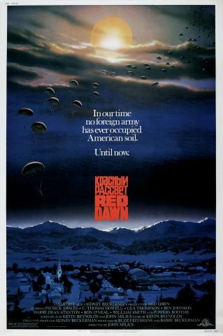 плакат фильма Красный рассвет