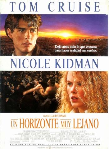 плакат фильма постер Далеко-далеко