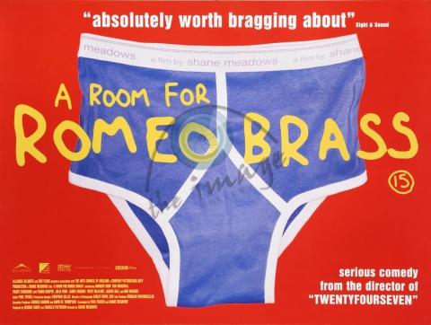 плакат фильма биллборды Комната для Ромео Брасса