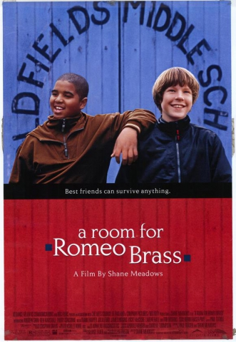 плакат фильма Комната для Ромео Брасса