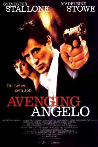 плакат фильма постер Ангел мести