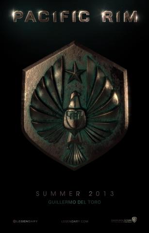 плакат фильма тизер Тихоокеанский рубеж