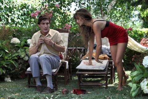 кадры из фильма Римские приключения Алессандро Тибери, Пенелопе Крус,