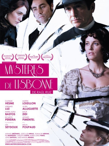 плакат фильма постер Лиссабонские тайны