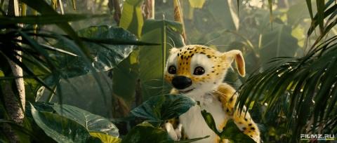 кадры из фильма Джунгли зовут! В поисках Марсупилами