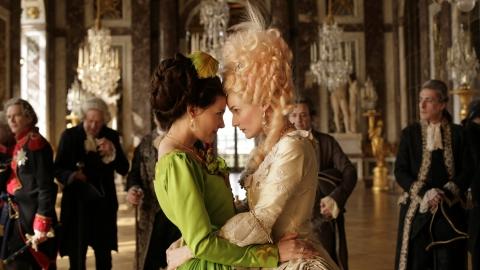кадры из фильма Прощай, моя королева Виржини Ледойен, Диана Крюгер,