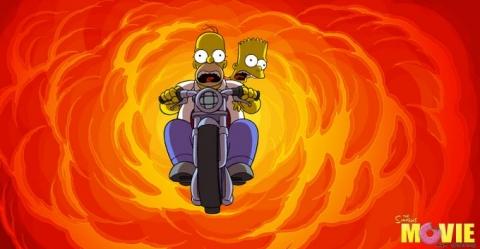 кадр №12569 из фильма Симпсоны в кино