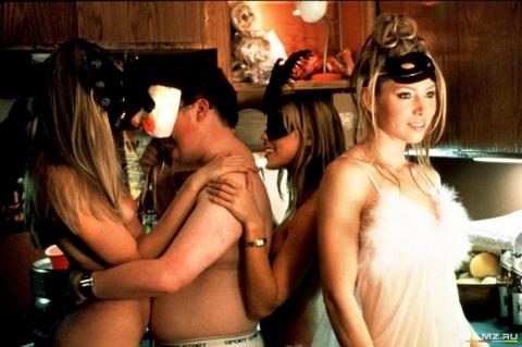 кадры из фильма Правила секса Джессика Бил,