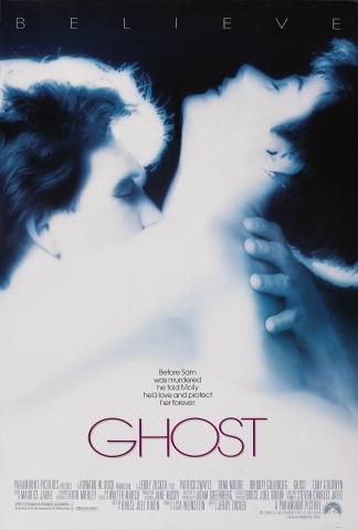 плакат фильма Привидение