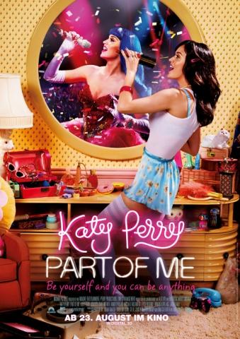плакат фильма постер Кэти Перри: Частичка меня