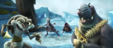 кадр №125908 из фильма Ледниковый период 4: Континентальный дрейф