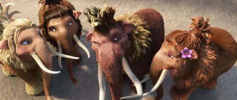 кадр №125911 из фильма Ледниковый период 4: Континентальный дрейф