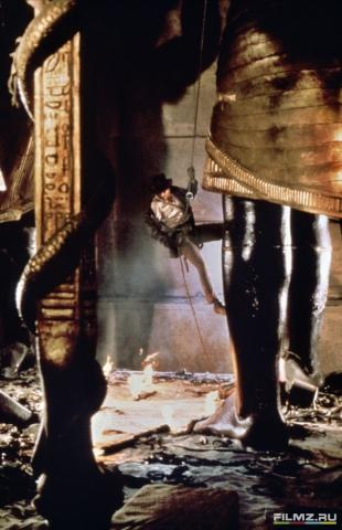 кадр №125948 из фильма Индиана Джонс: В поисках утраченного ковчега