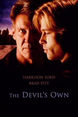 плакат фильма постер Собственность дьявола