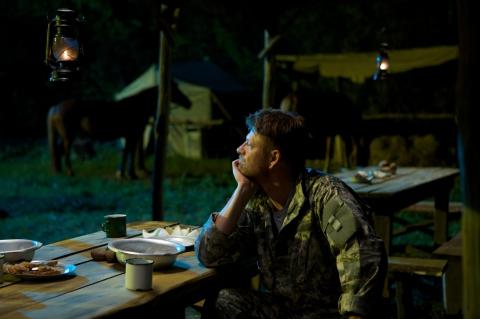 кадры из фильма Солдаты удачи Шон Бин,