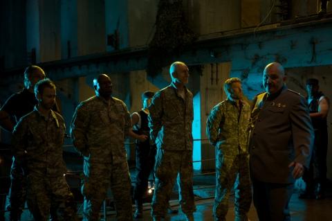 кадры из фильма Солдаты удачи Доминик Монахан, Винг Рэймс, Джеймс Кромвелл, Шон Бин, Геннадий Венгеров,