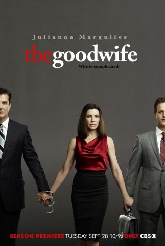 плакат фильма Хорошая жена