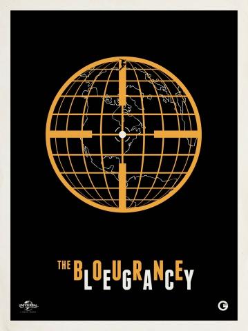 плакат фильма арт-постеры Эволюция Борна